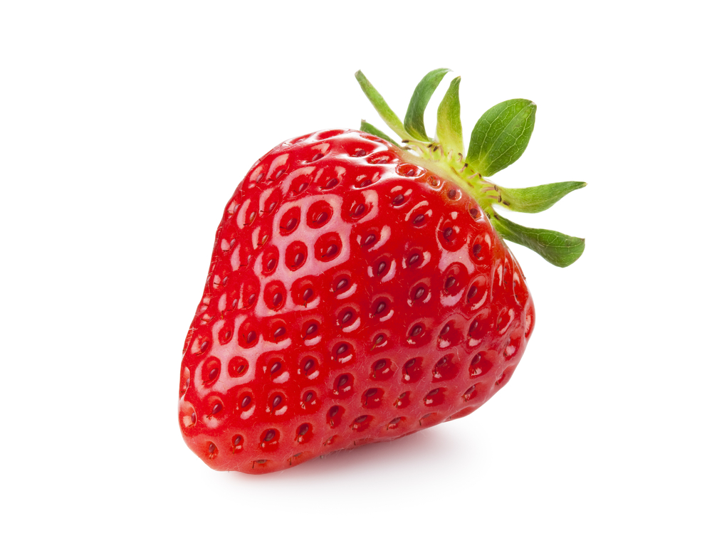 Strawberry is missing